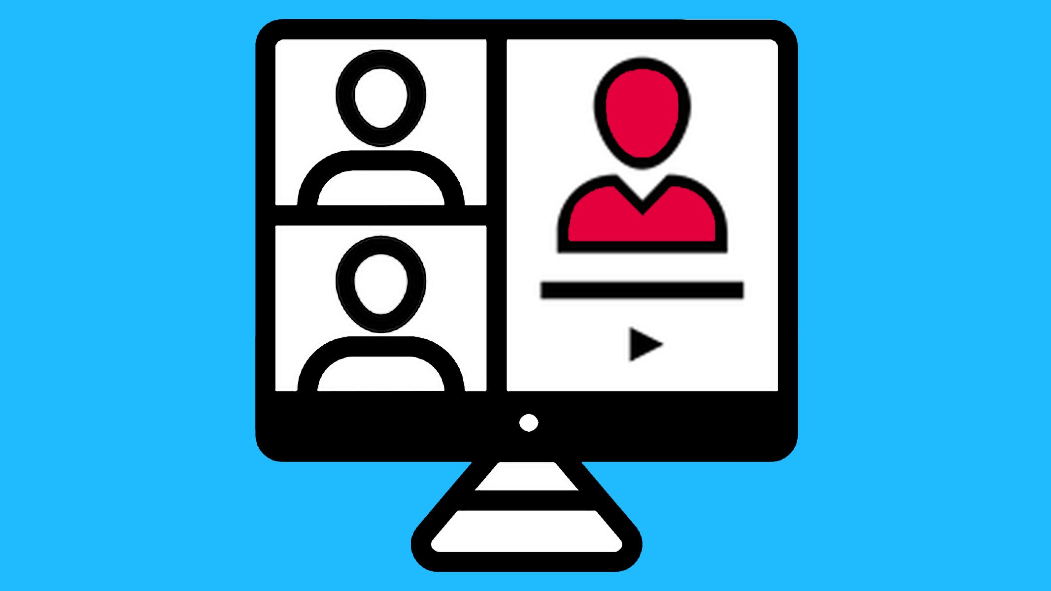Per Web-Konferenz einfach mit Lernenden interagieren